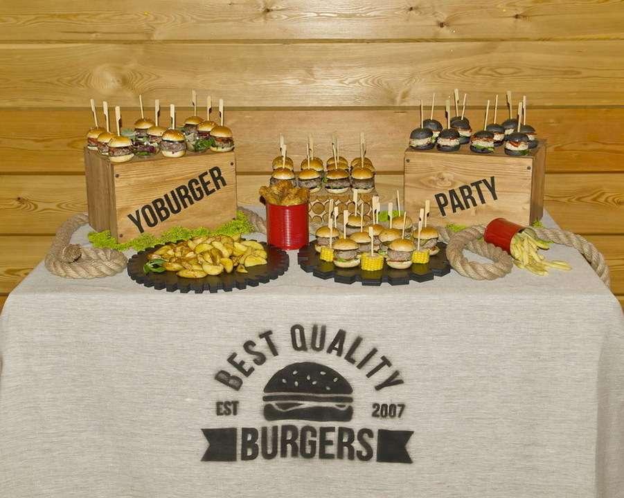 ёКейтеринг Фуршет «Burger Party»