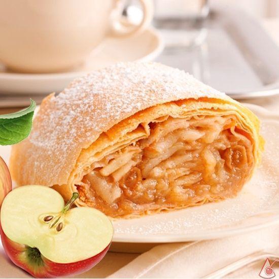 Cheese cake Штрудель яблочный