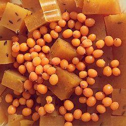 Nine Candy Облепихово–апельсиновый мармелад