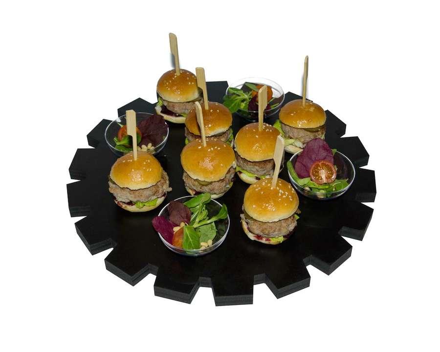 ёКейтеринг Мини-бургеры вегетарианские