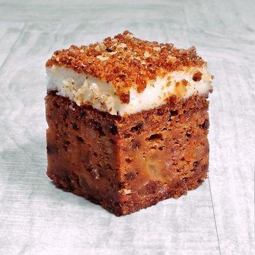 Cheese cake Пирожное бисквитное «Морковное»