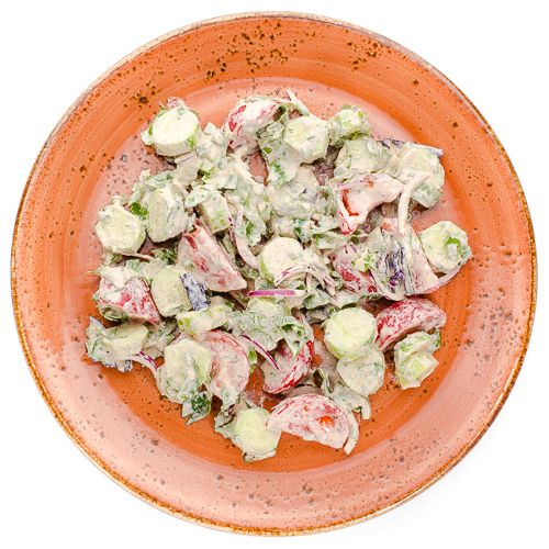 5642 Высота Овощной салат по-грузински