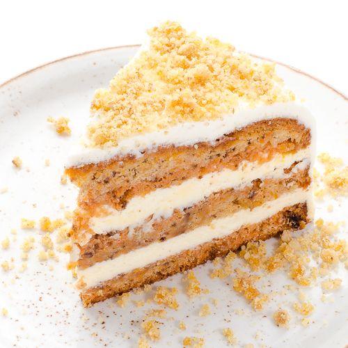5642 Высота Морковный торт