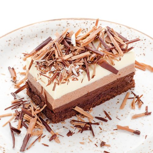 5642 Высота Торт «Три шоколада»