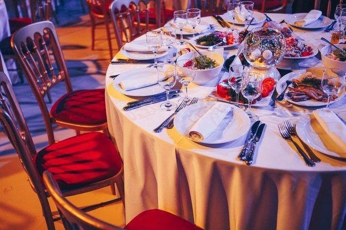 Комильфо Гала-ужин «под ключ» №2