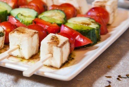 САДко Сatering Свежие овощи с сыром Фета