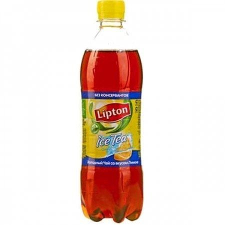 Beer History Холодный чай Lipton