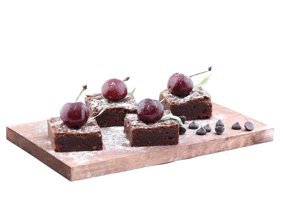 Guzfood Кейтеринг Шоколадный брауни