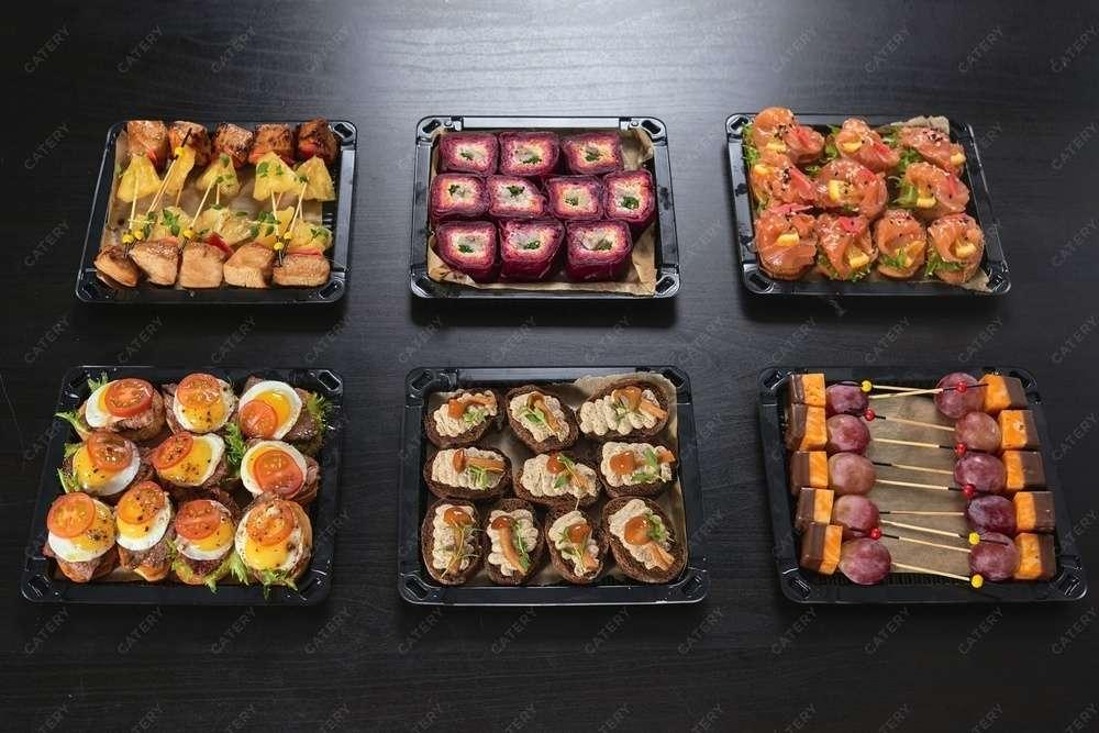 Ministerstvo Catering Company Фуршетный сет «Сытный»