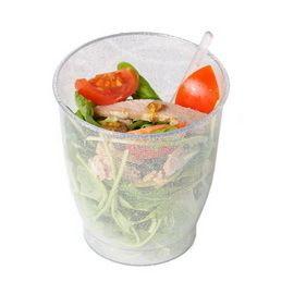 Lotus Project Микс-салат с бужениной и дижонским соусом