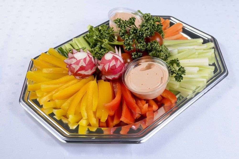 Cote Catering Вегетарианское плато