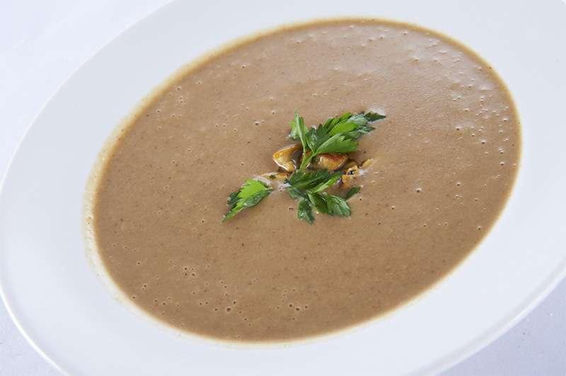 il Forno Грибной крем-суп