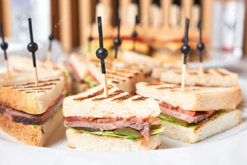 Il Giorno Catering Мини-сэндвич на выбор