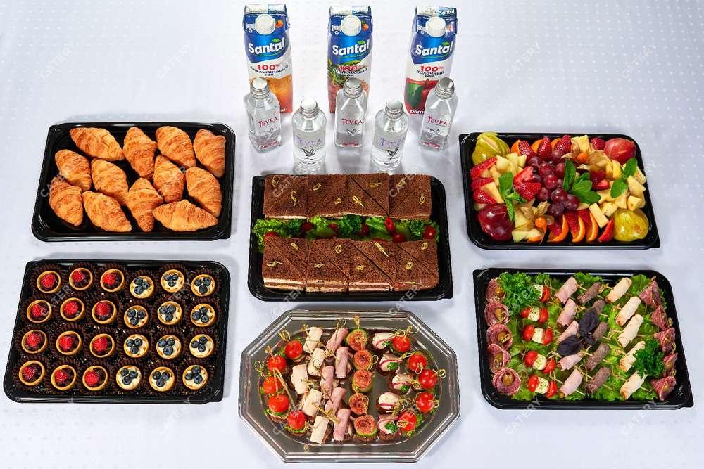 Cote Catering Фуршетный сет «Стандарт»