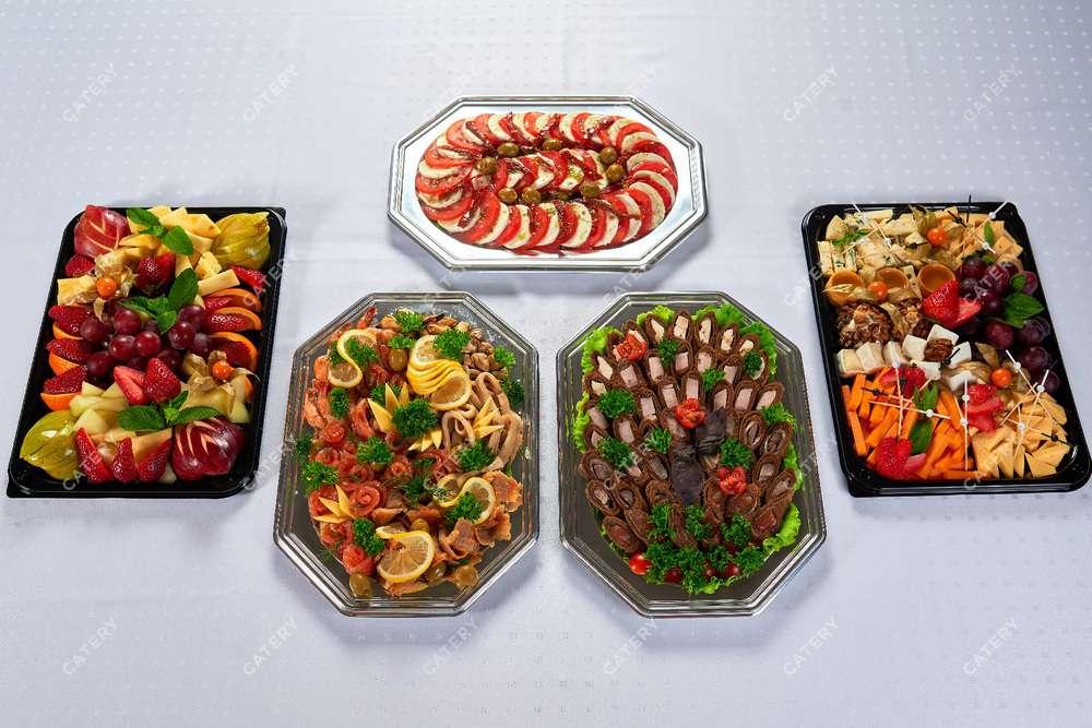 Cote Catering Ассорти плато «Классик»