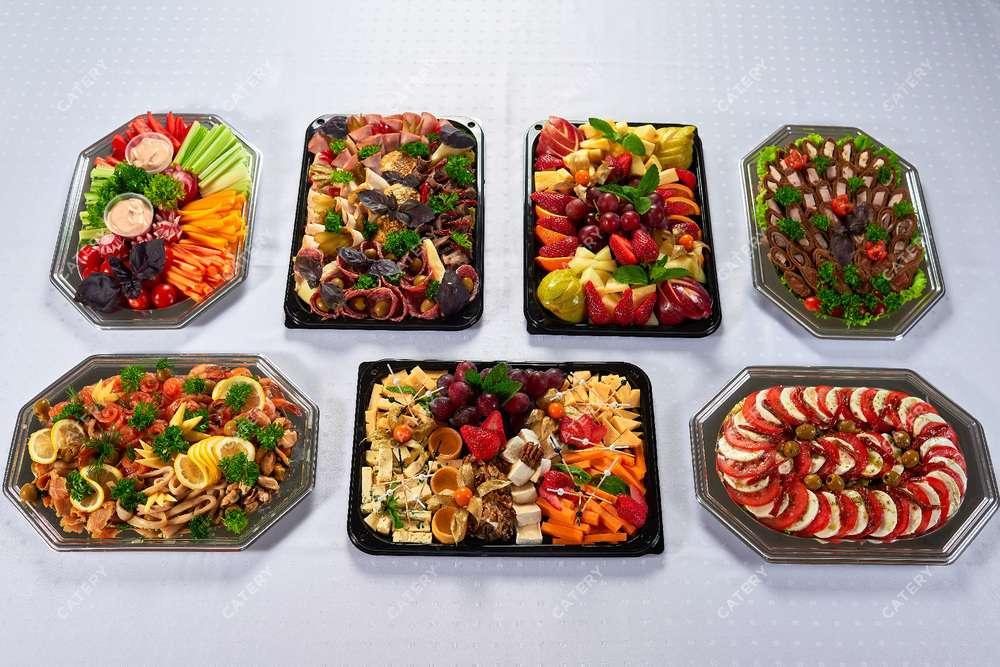 Cote Catering Ассорти плато «Премиум»
