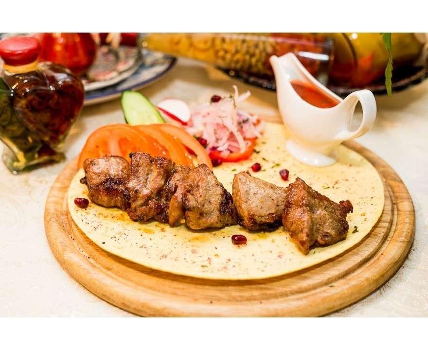 Добрый грузин Шашлык из свиной шейки