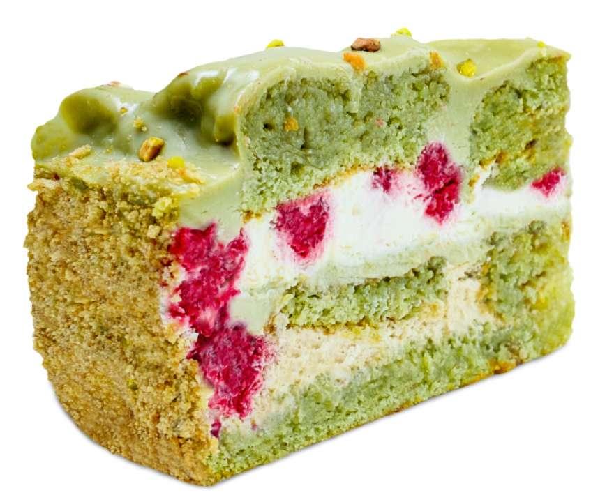 Добрый грузин Фисташковый торт