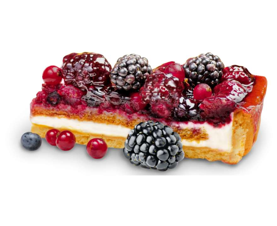 Добрый грузин Торт «Лесные ягоды»