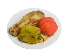 Конд Шашлык из овощей