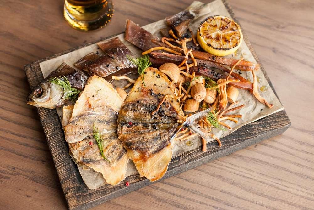 Craft Kitchen Ассорти из рыбы