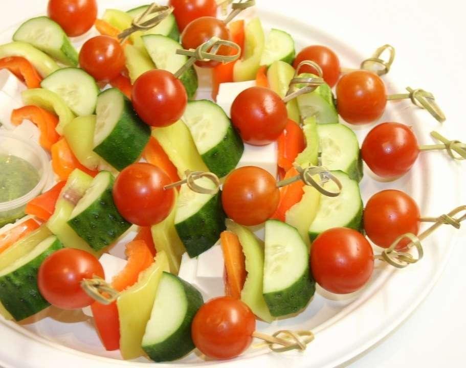 Assorty Furshet Ассорти овощей с сыром Фета