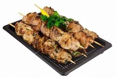 Ministerstvo Catering Company Шашлычок из свиной шейки