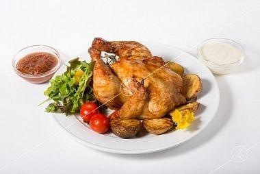 Ministerstvo Catering Company Шашлык из тушки курицы