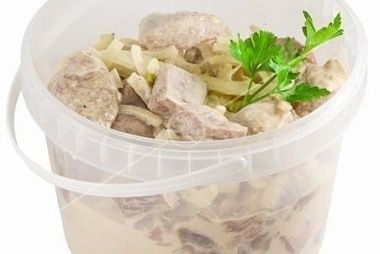 Ministerstvo Catering Company Шашлык из индейки