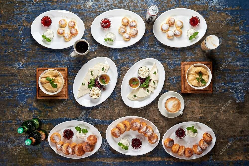 Хачапури Совместный завтрак