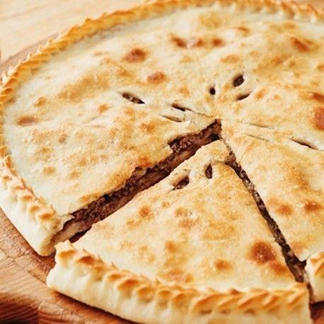 Кулинаръ Осетинский пирог с мясом «Фыджын»