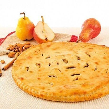 Кулинаръ Осетинский пирог с грушами