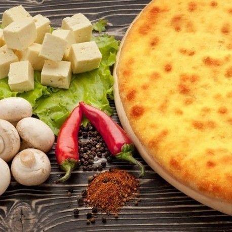 Кулинаръ Осетинский пирог с грибами и сыром