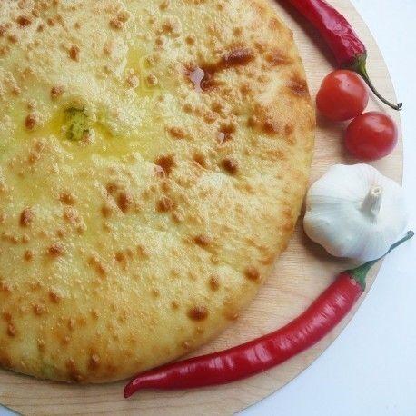 Кулинаръ Осетинский пирог с картофелем и мясом