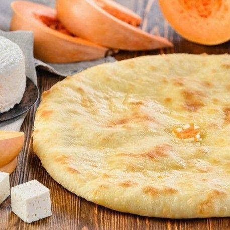 Кулинаръ Осетинский пирог с тыквой