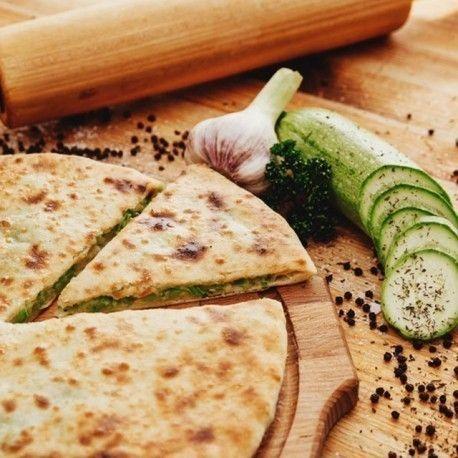 Кулинаръ Осетинский пирог с кабачками