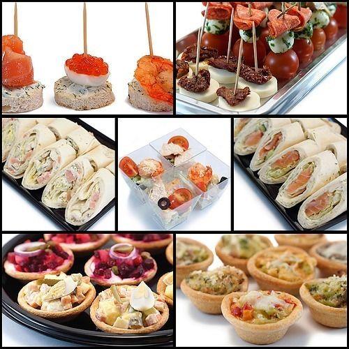 Canape2you Набор №113 с основными блюдами