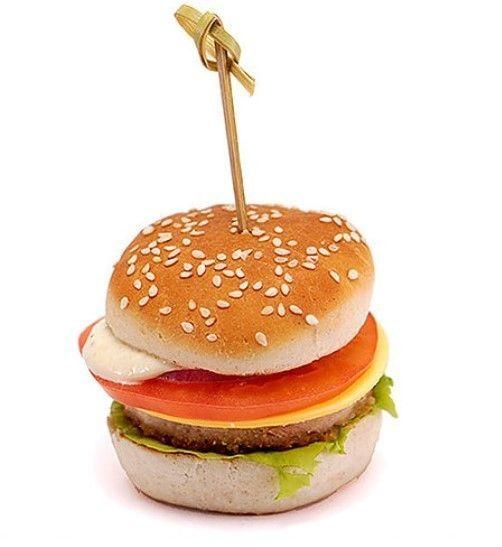 Canape2you Мини-бургер Цезарь