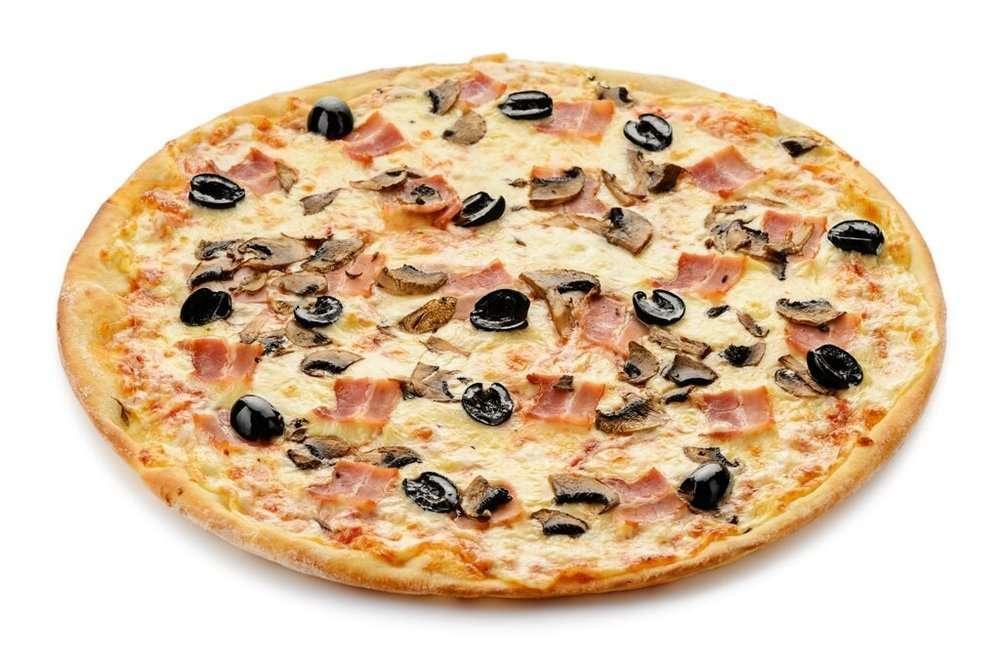 Kostis Пицца Каприкоса