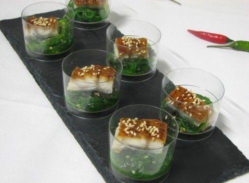 Villaggio fest Чука — салат с японским угрем