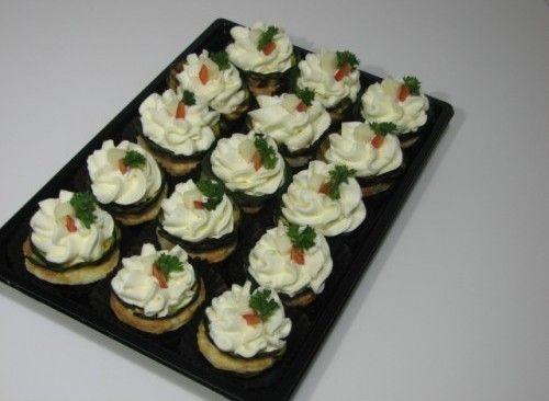 Villaggio fest Цуккини гриль с итальянским сыром Robiola