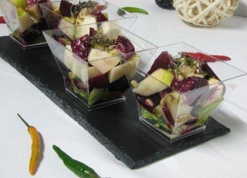 Villaggio fest Салат из свеклы с азиатской грушей