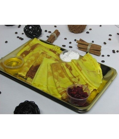 Villaggio fest Блины с мёдом