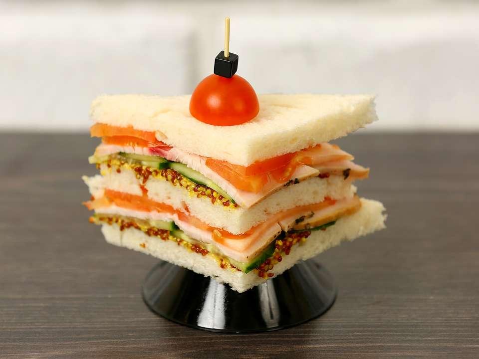 Лаборатория Вкуса Сэндвич с карбонатом