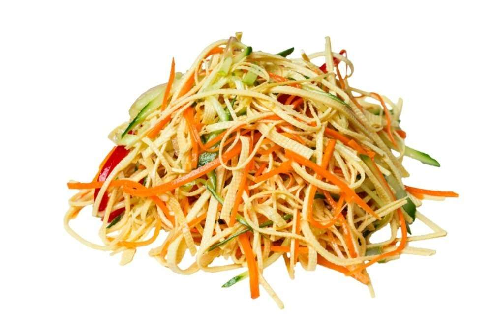 Aziana Сыр Тофу с овощами