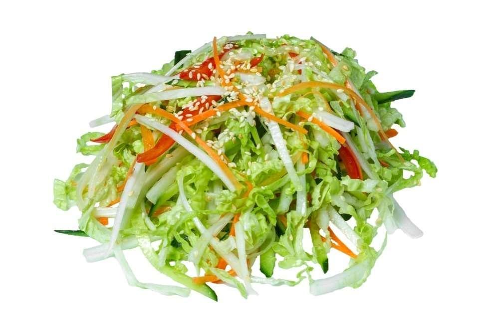 Aziana Салат из овощей по-пекински
