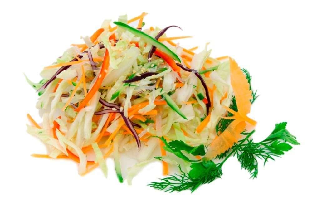 Aziana Азиатский овощной салат