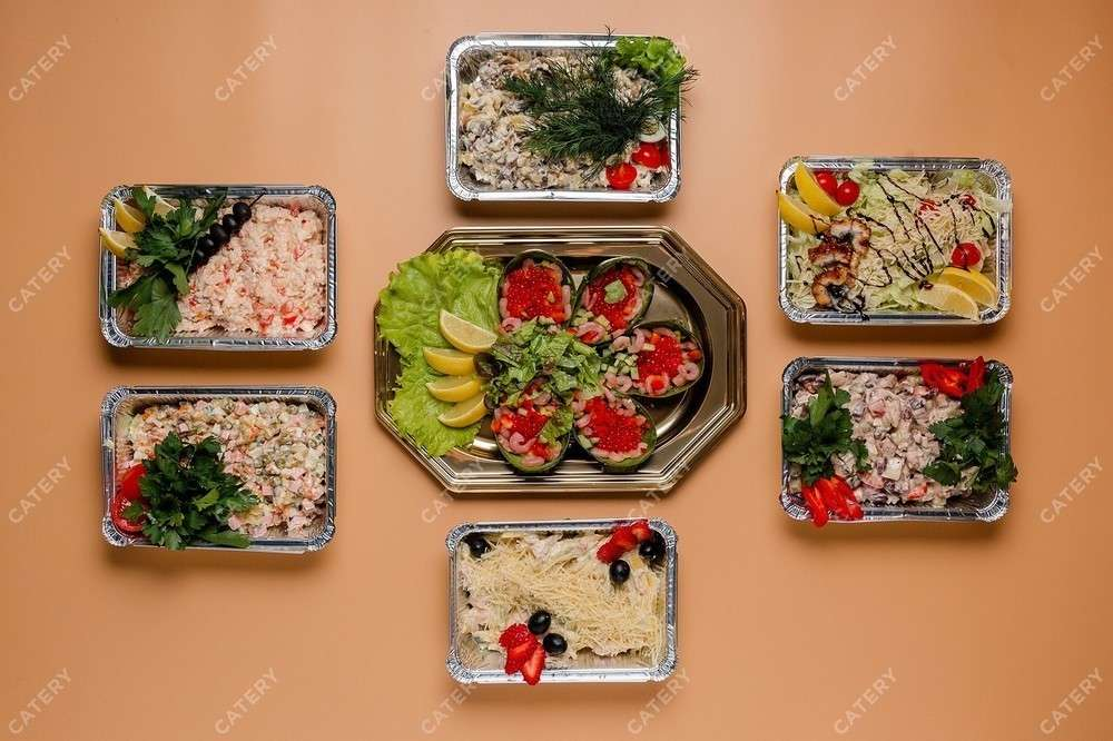 Germes Catering Сет «Салат-бар»