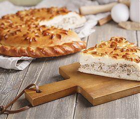 ProCatering Пирог с курой и грибами