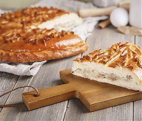 ProCatering Пирог с картофелем и грибами